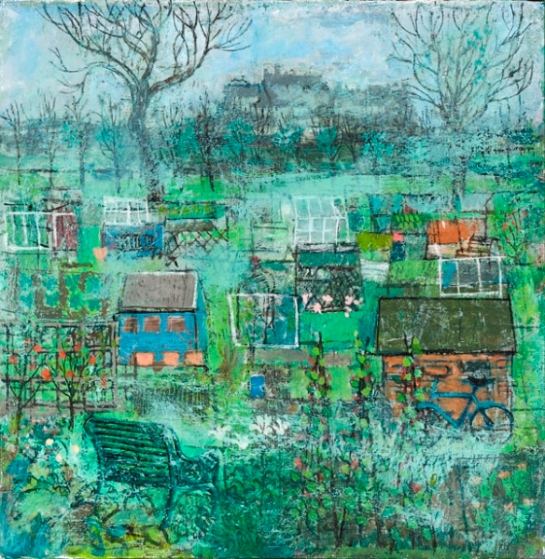20-old-bench-allotments-oil-19x19